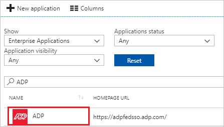 Tutorial Azure Active Directory Integration With Adp Microsoft Docs