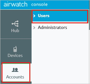 Tutorial: Azure Active Directory integration with AirWatch