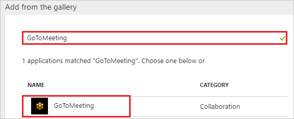 Tutorial Azure Active Directory Integration With Gotomeeting