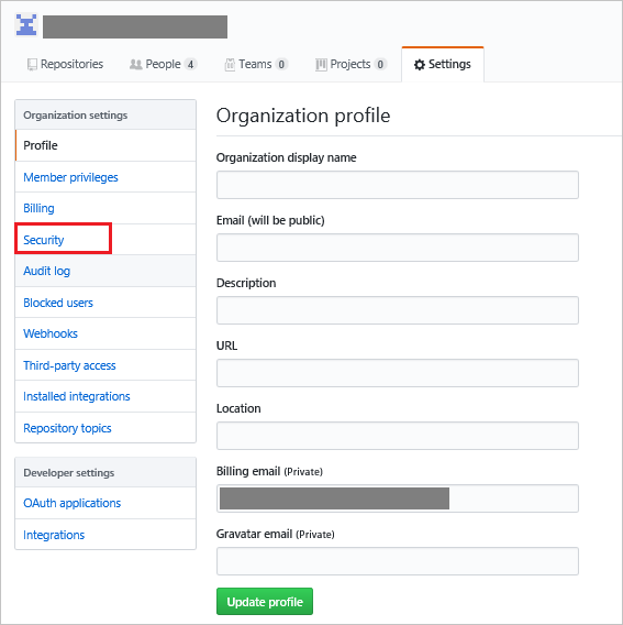 Tutorial: Azure Active Directory integration with GitHub
