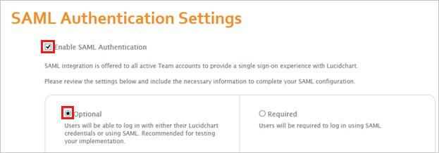 Tutorial: Azure Active Directory integration with Lucidchart