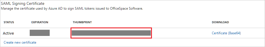 Office space software Coworking The Certificate Download Link Youtube Tutorial Azure Active Directory Integration With Officespace