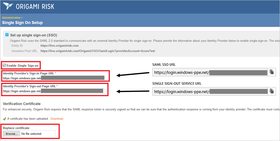 Tutorial Azure Active Directory Integration With Origami