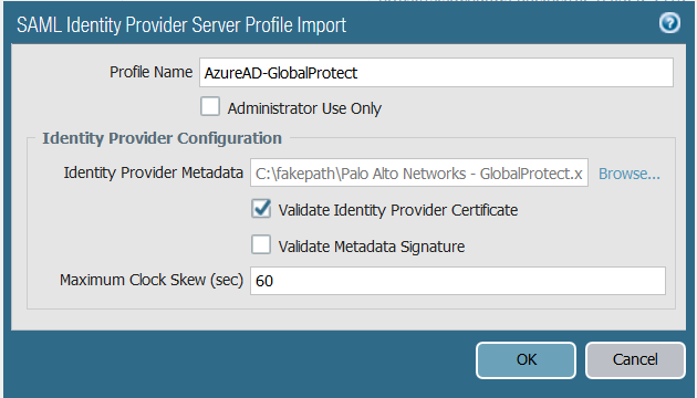 Tutorial: Azure Active Directory integration with Palo Alto Networks ...