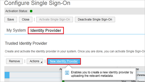Tutorial: Azure Active Directory integration with SAP Cloud