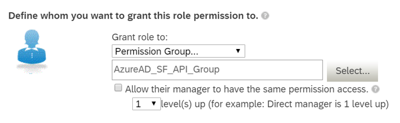 Add permission group