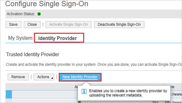 Tutorial: Azure Active Directory integration with SAP Business