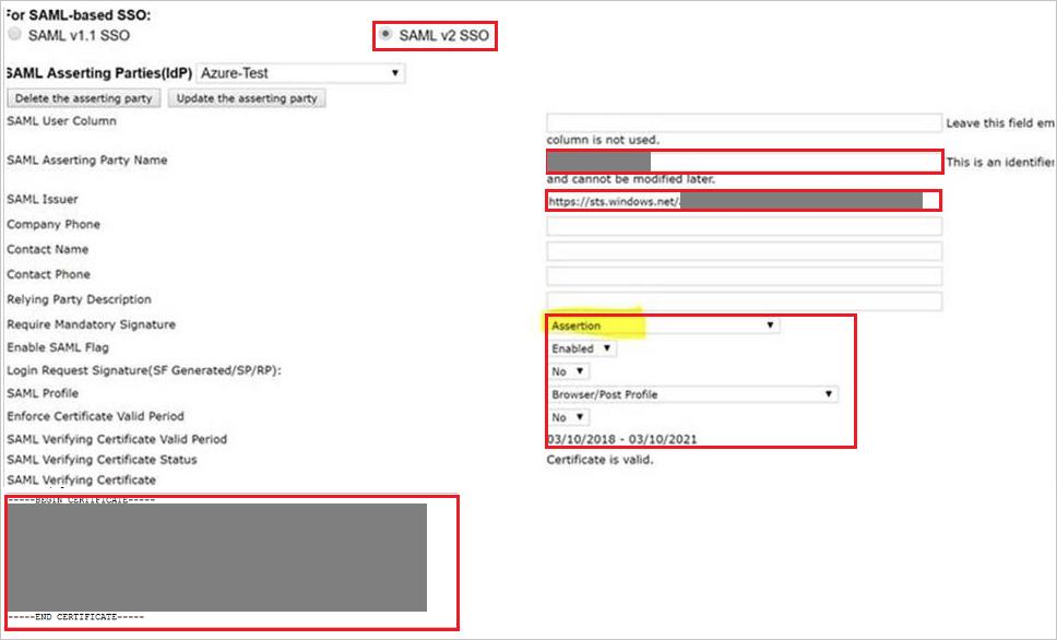 Tutorial: Azure Active Directory integration with SuccessFactors