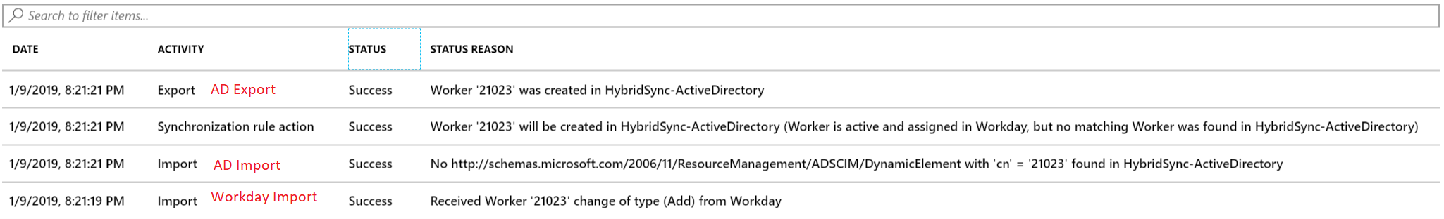Tutorial: Configure Workday for automatic user provisioning