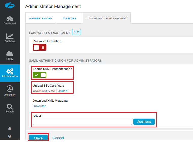 Tutorial: Azure Active Directory integration with Zscaler