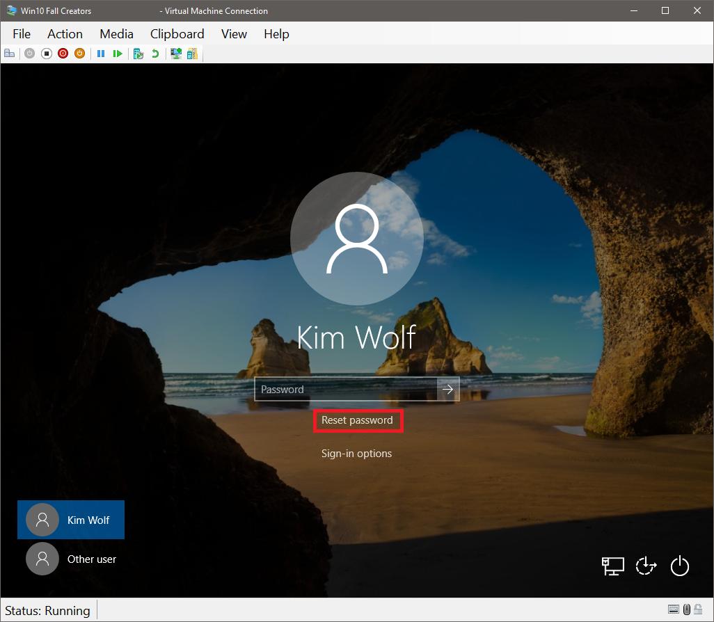 Reset your password - Azure Active Directory | Microsoft Docs
