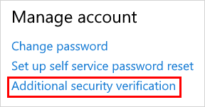 How to manage app passwords - Azure Active Directory | Microsoft Docs