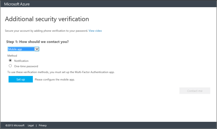 Photo verification app