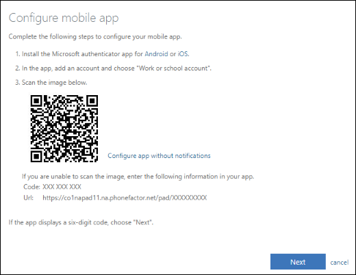 Manage two-factor verification settings - Azure Active