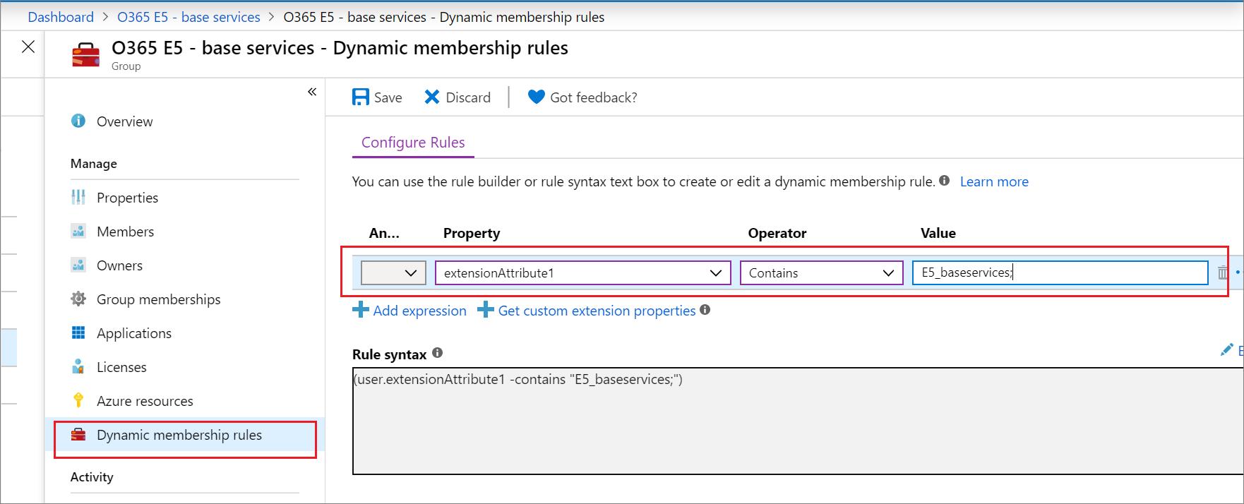Group Based Licensing Additional Scenarios Azure Ad Microsoft Docs