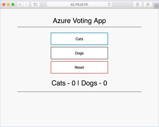 Quickstart - Create an Azure Kubernetes Service (AKS