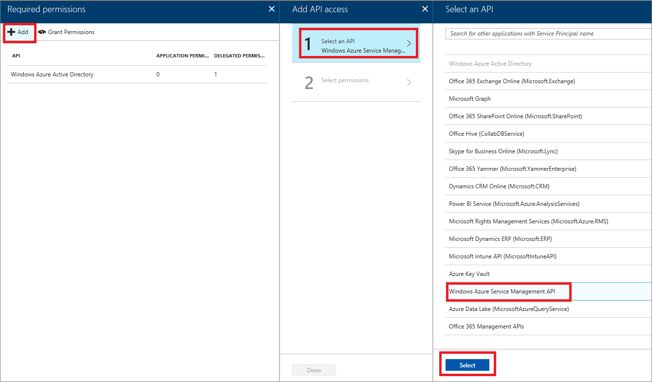 Implement disaster recovery using backup and restore in azure api add permissions 1betcityfo Image collections