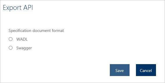 Import an api into azure api management microsoft docs for Api doc template