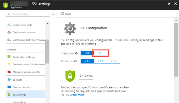 Bind an existing custom SSL certificate to Azure Web Apps ...