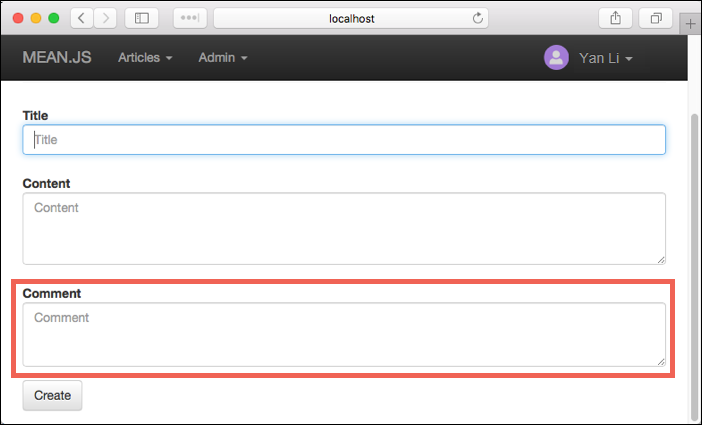 Node js (MEAN js) with MongoDB - Azure App Service | Microsoft Docs
