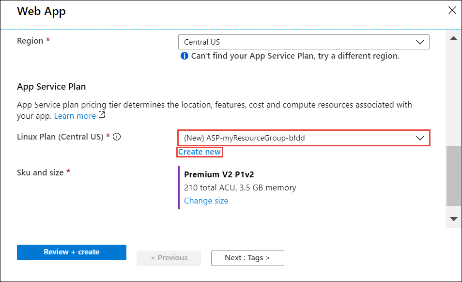 Plans App Azure App Service Plans In Depth Overview