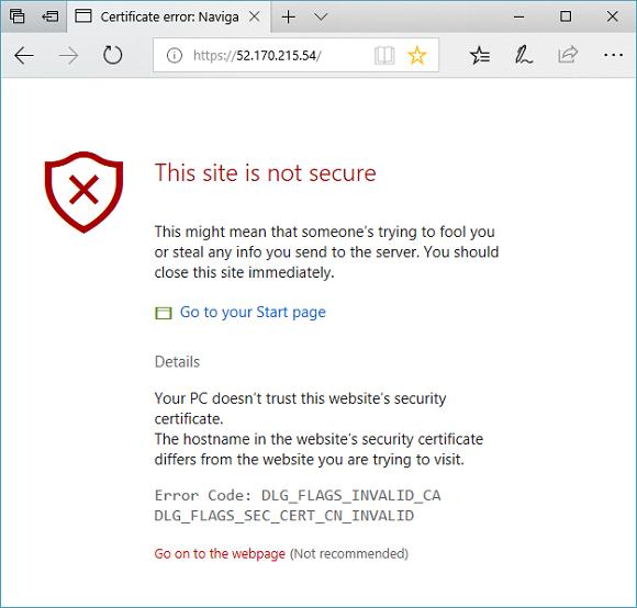 Tutorial - Configure an application gateway with SSL