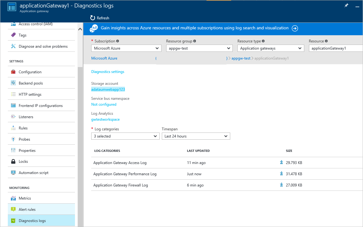 Introduction to web application firewall for Azure