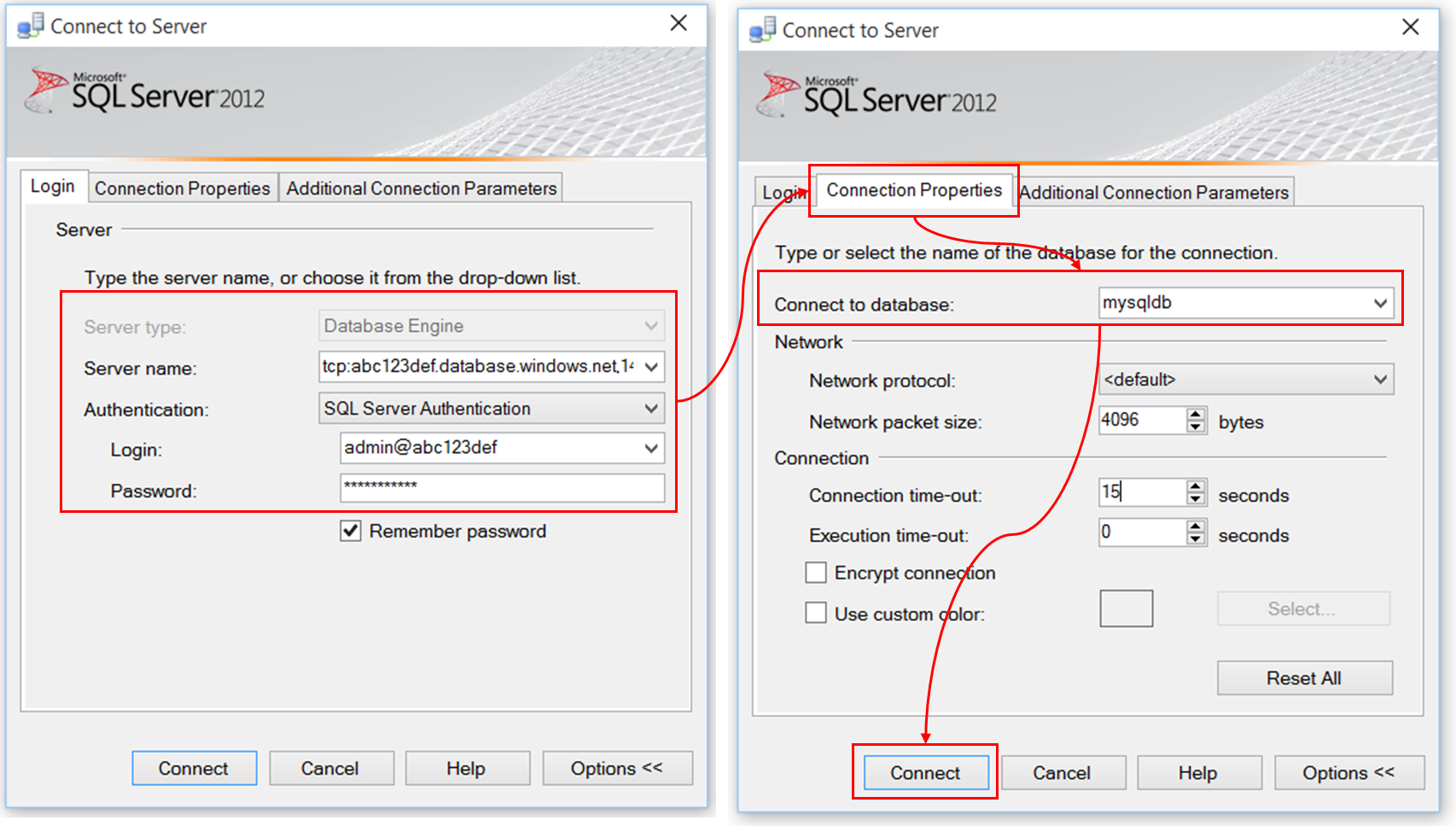export to sql from azure application insights microsoft docs create a table in azure sql db
