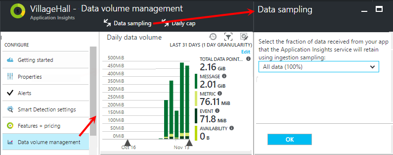 how to use application insights