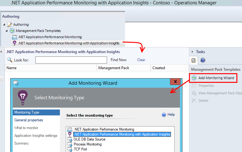 SCOM integration with Application Insights   Microsoft Docs