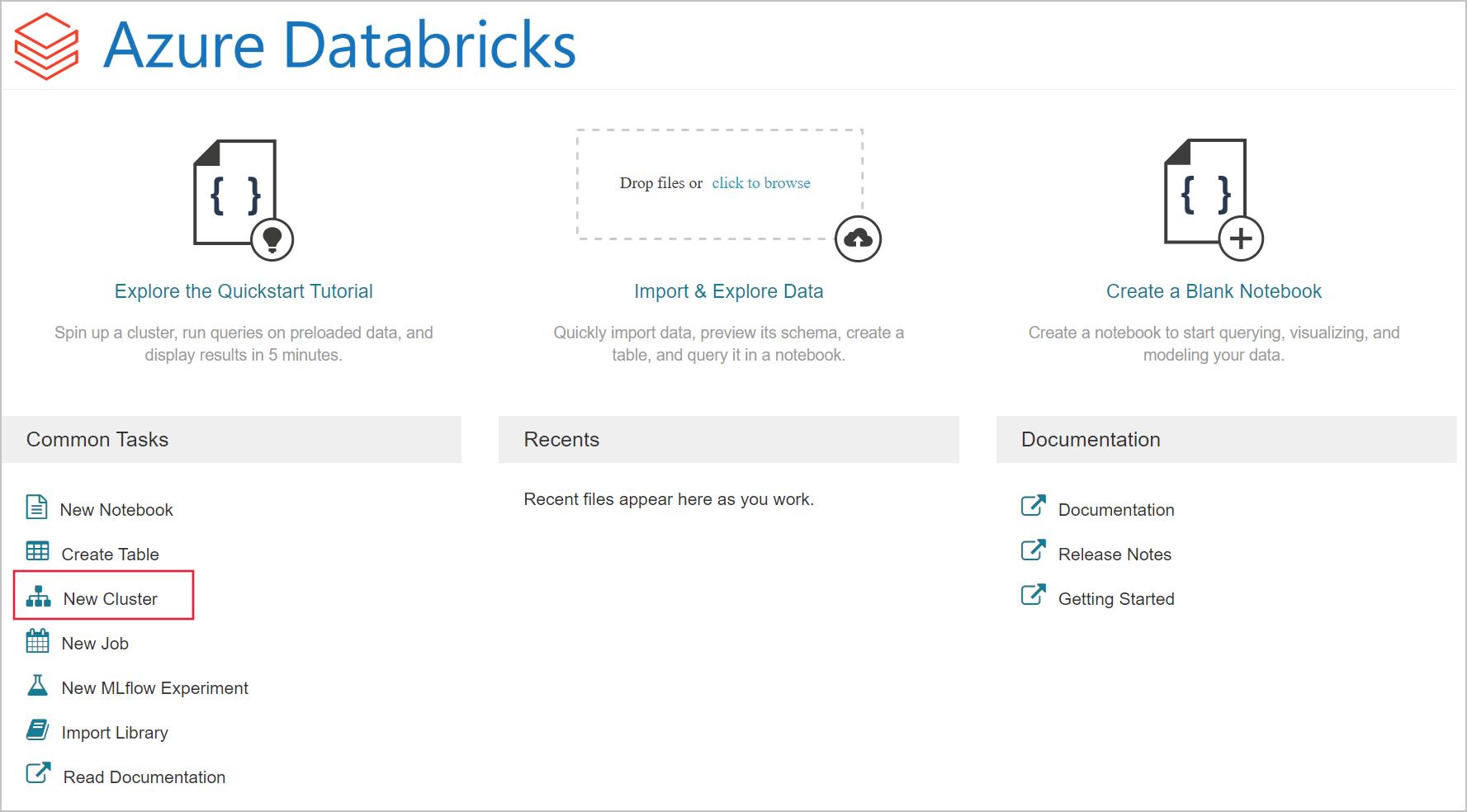 Tutorial: Perform ETL operations using Azure Databricks | Microsoft Docs