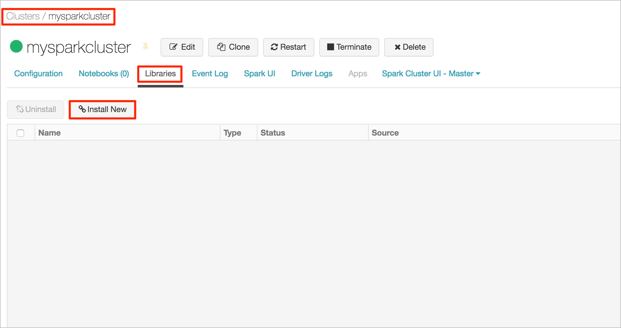 Tutorial: Stream data into Azure Databricks using Event Hubs