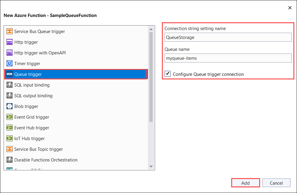 develop azure functions using visual studio microsoft docs
