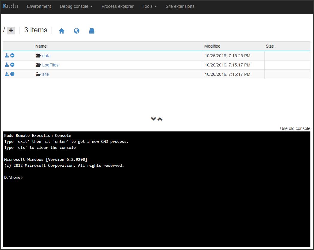 Configure function app settings in Azure | Microsoft Docs