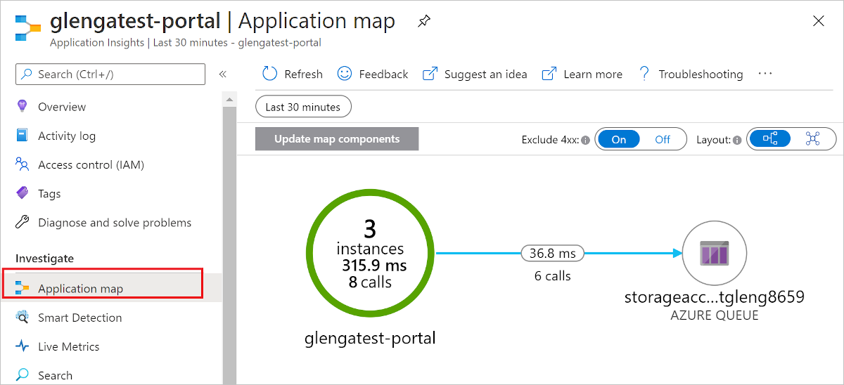 Monitor Azure Functions   Microsoft Docs