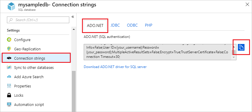 Use Azure Functions to perform a database clean up task