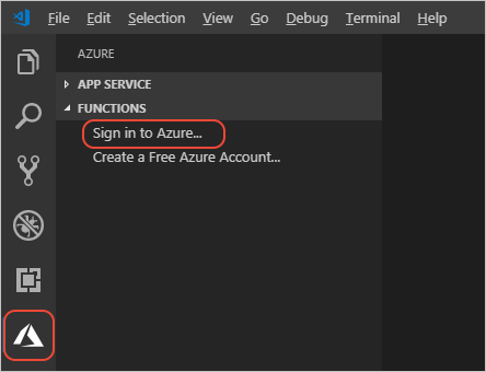 Create and deploy Azure Functions in Python with Visual Studio Code