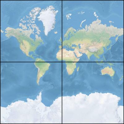 Zoom Levels And Tile Grid Microsoft Docs