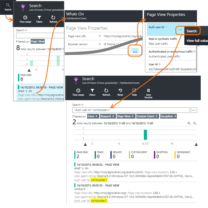 how do i in azure application insights microsoft docs