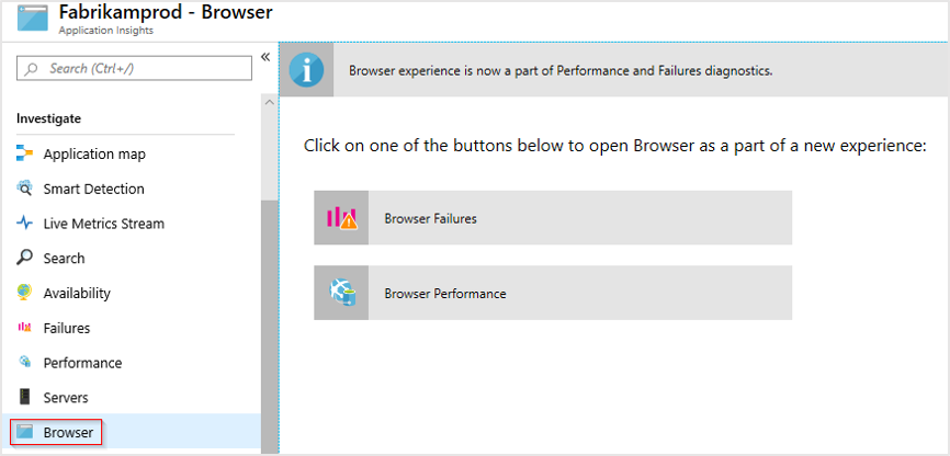 Azure Application Insights for JavaScript web apps
