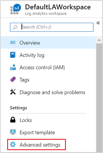 Collect data from an Azure virtual machine with Azure