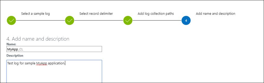 Collect custom logs in Azure Monitor | Microsoft Docs