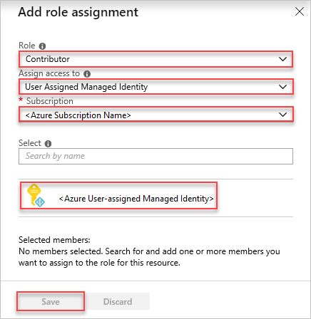 Azure Deployment Manager tutorial user-assigned managed identity access control