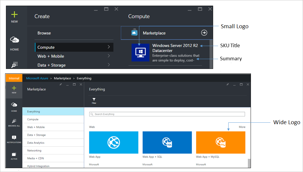 azure managed applications in the marketplace microsoft docs