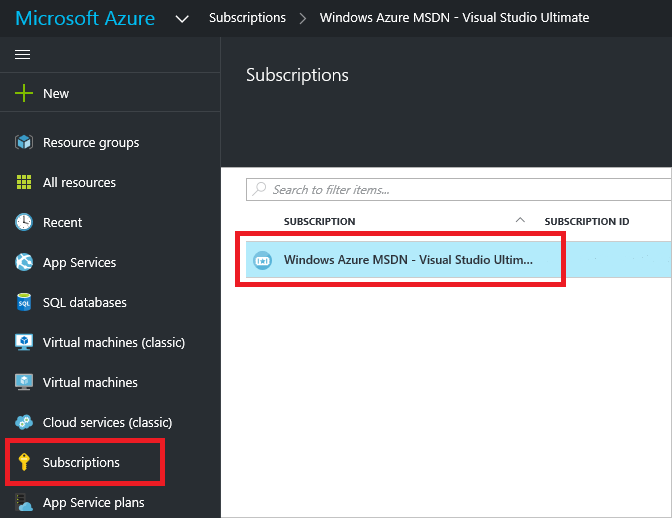 use azure portal to manage azure resources microsoft docs