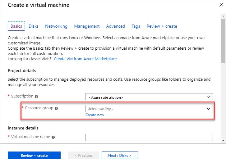 Use Azure portal to deploy Azure resources | Microsoft Docs