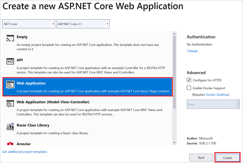 New Consortium May Create Projects >> Create Deploy Visual Studio Azure Resource Group Projects