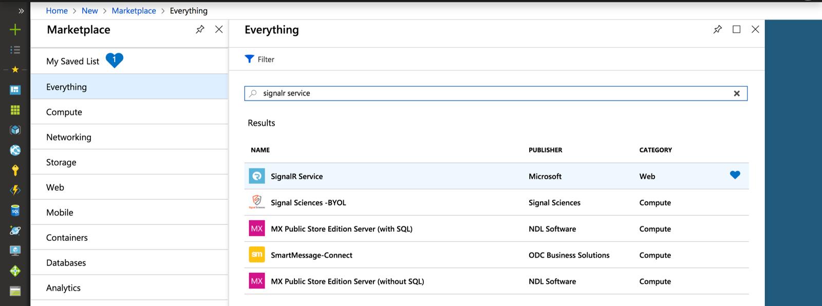 Azure SignalR Service serverless quickstart - Java