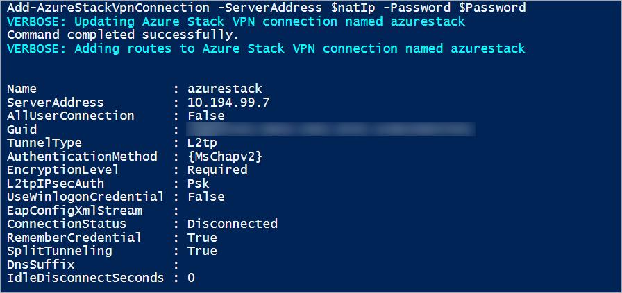 Azure stack portal icon
