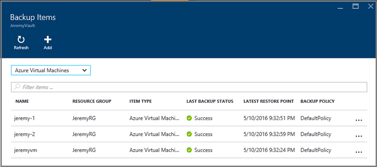 how to connect vm to azure portal